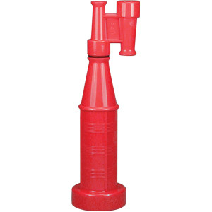 Dixon 1 1/2 in. NPSH Twin Tip Straight Stream Forestry Nozzle