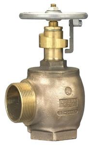 Dixon Powhatan Brass Adjustable Pressure Restricting Angle Valves 18-153-00002