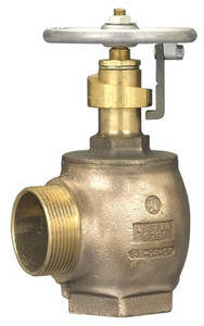 Dixon Powhatan Brass Adjustable Pressure Restricting Angle Valves - 18-154-00001