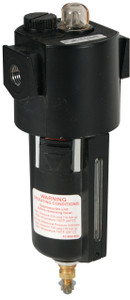 Dixon Wilkerson 1/4 in. L16 EconOmist Compact lubricator with Metal Bowl