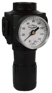 Dixon Series 1 R74 3/4 in. Standard Regulator With Gauge
