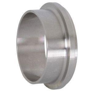 Dixon Sanitary 14A Series SMS Welding Liners - 1 1/2 in. - 38