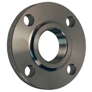 Dixon 1 1/4 in. 150 Lb. ASA Forged NPT Threaded Flanges