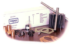 Roper Pumps 3600 Series Rebuild Kits - 3648 HB - Standard Kit - Carbon