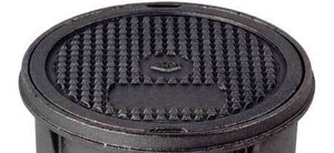 Franklin Fueling Systems 8 1/2 in. Replacement Cast Iron Cover