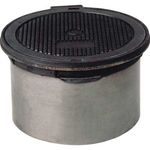 Franklin Fueling Systems 12 in. Manhole Cast Iron Cover w/ 12 in. Skirt