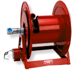 Coxreels 1185 Series Motorized Booster Reel - Reel Only - 1 1/4 in. x 150 ft., 1 1/2 in. x 100 ft.