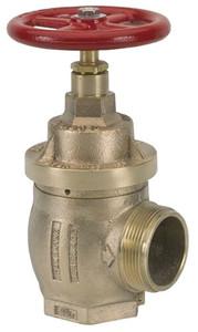 "Dixon Powhatan Factory Set True Pressure Reducing Brass Valve - 2 1/2"" - 2 1/2"" - 18-457-00080"
