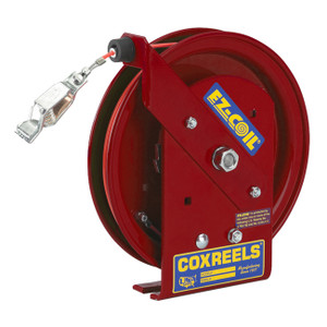 Coxreels EZ-Coil SD Series Static Discharge Cable Reel w/ 50 ft. Cable