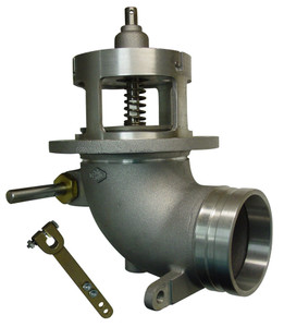 Franklin Fueling Systems Mechanically Operated Grooved Emergency Valves