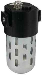 Dixon Wilkerson 3/8 in. L26 EconOmist Standard lubricator with Transparent Bowl