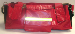 343 Fire HRP-S High Rise Large Carry Pack, Red