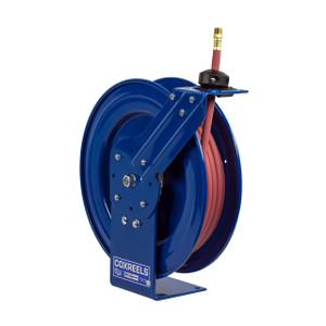 Coxreels P Series Standard Duty Oil Hose Reel - Reel & Hose - 3/8 in. x 20 ft.