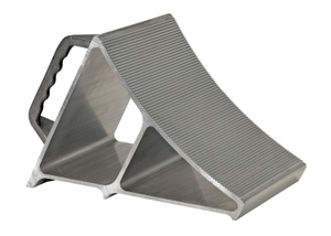 Vestil Aluminum Wheel Chocks w/Handle