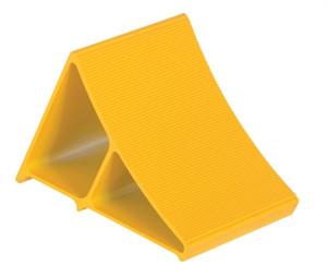 Vestil Aluminum Wheel Chock - Yellow
