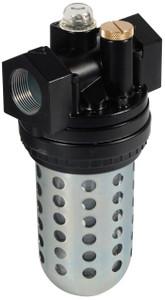 Dixon Wilkerson 2 in. L50 EconOmist Standard lubricator with Transparent Bowl