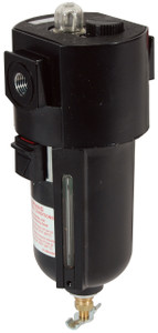 Dixon Wilkerson 2 in. L50 EconOmist Standard lubricator with Metal Bowl & Sight Glass