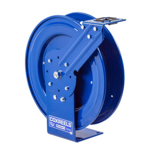 Coxreels P Series Standard Duty Grease Hose Reels - Reel Only - 1/4 in. x 30 ft. - 4000 PSI