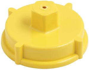 Dixon Powhatan 4 1/2 in. NH(NST) Plastic Hydrant Cap