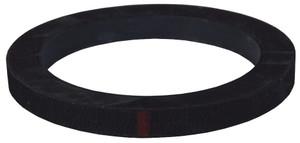 Dixon 3 in. Neoprene Cam & Groove Gasket (Black)