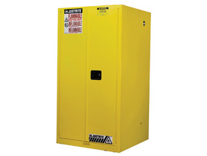 Justrite Sure-Grip® EX Classic Manual Close 60 Gal Safety Cabinets For Flammables