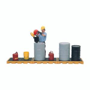 UltraTech International Ultra-Inline Spill Deck 5 Drum