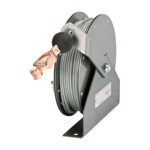 Hannay Reels GR Series Standard Duty Grounding Reel, Reel & Cable, 50 ft. Cable, GR-75-50