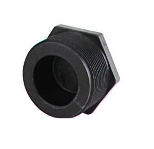 Banjo 2 in. Poly Pipe Plug