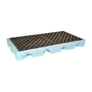 UltraTech International Fluorinated Spill Deck 2 Drum
