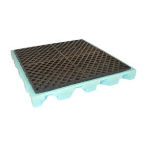 UltraTech International  4 Drum Fluorinated Spill Deck