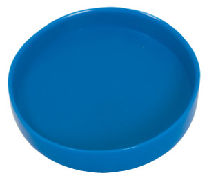 Dixon Sanitary BCW Series 2 1/2 in. Weld End Blue Protection Covers