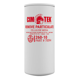 Cim-Tek 70094 260-10 10 Micron Particulate Fuel Filter