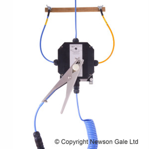 Newson Gale Bond-Rite REMOTE EP Self-Testing Static Grounding Module w/ Carbon Loaded GRP Control Enclosure
