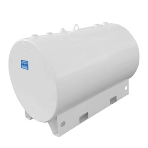 JME Tanks 300 Gallon 12 Gauge Single Wall UL142 Skid Tank