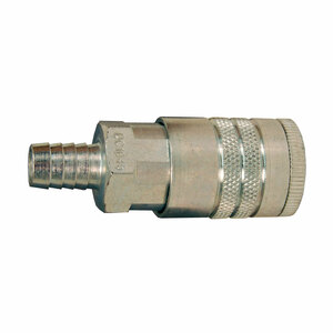 Dixon Air Chief Stainless Industrial Coupler 1/2 in. Hose Barb x 1/2 in. Body