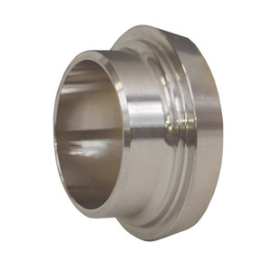 Dixon Sanitary 14A Series DIN Welding Liners - 3 in. - 80