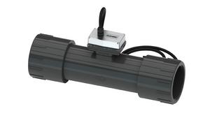 GPI TM Series 4 in. FNPT PVC Turbine Water Pulser