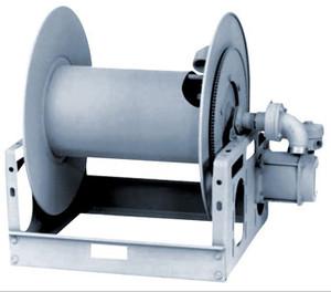 Hannay 12V DC Power Rewind Reel 1 1/2 in. x 100 ft. EP38-23-24