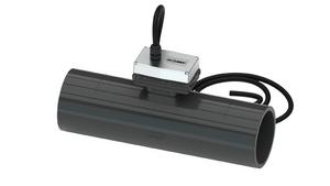 GPI TM Series 4 in. Sch 80 Spigot PVC Turbine Water Pulser