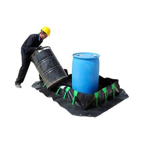 UltraTech International  7,405 Gallon Ultra-Containment Berm® Stake Wall Model