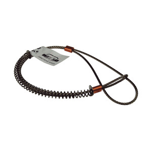 """Dixon King Cable™️ Hose-to-Tool 1/8"""" Stainless Steel Safety Cable for 1/2"""" to 1-1/4"""" ID, 20 1/4 in. Length"""