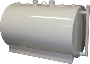 JME Tanks 1,000 Gallon 10 / 12 Gauge Double Wall UL142 Skid Tank