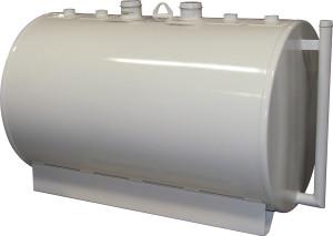 JME Tanks 1,000 Gallon 10 / 12 Gauge Double Wall UL142 Skid Tank
