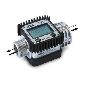PIUSI K24 1 in. NPT Fuel Turbine Meter