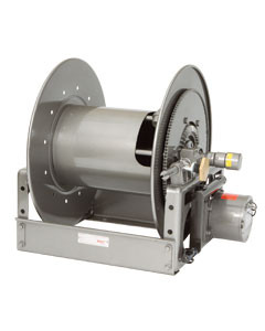 Hannay F Series Booster Hose Reel 12V DC 1 in. x 150 ft. F30-23-24