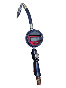 National Spencer Digital Meter - Electronic totalizing meter in gallons or liters - 8 - 1500