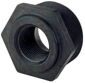 Banjo 1 1/4 in. MPT x 3/4 in. FPT Poly Reducing Bushing