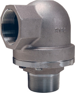 Dixon 2120 Series 2 in. Male Outlet Vacuum Relief Valve - 15 HG