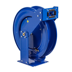 Coxreels T Series Supreme Duty Truck Mount Grease Hose Reel - Reel Only - 1/4 in. x 75 ft.