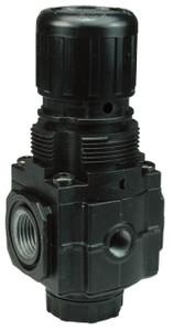 Dixon Series 1 R07 1/4 in. Mini Regulator Without Gauge
